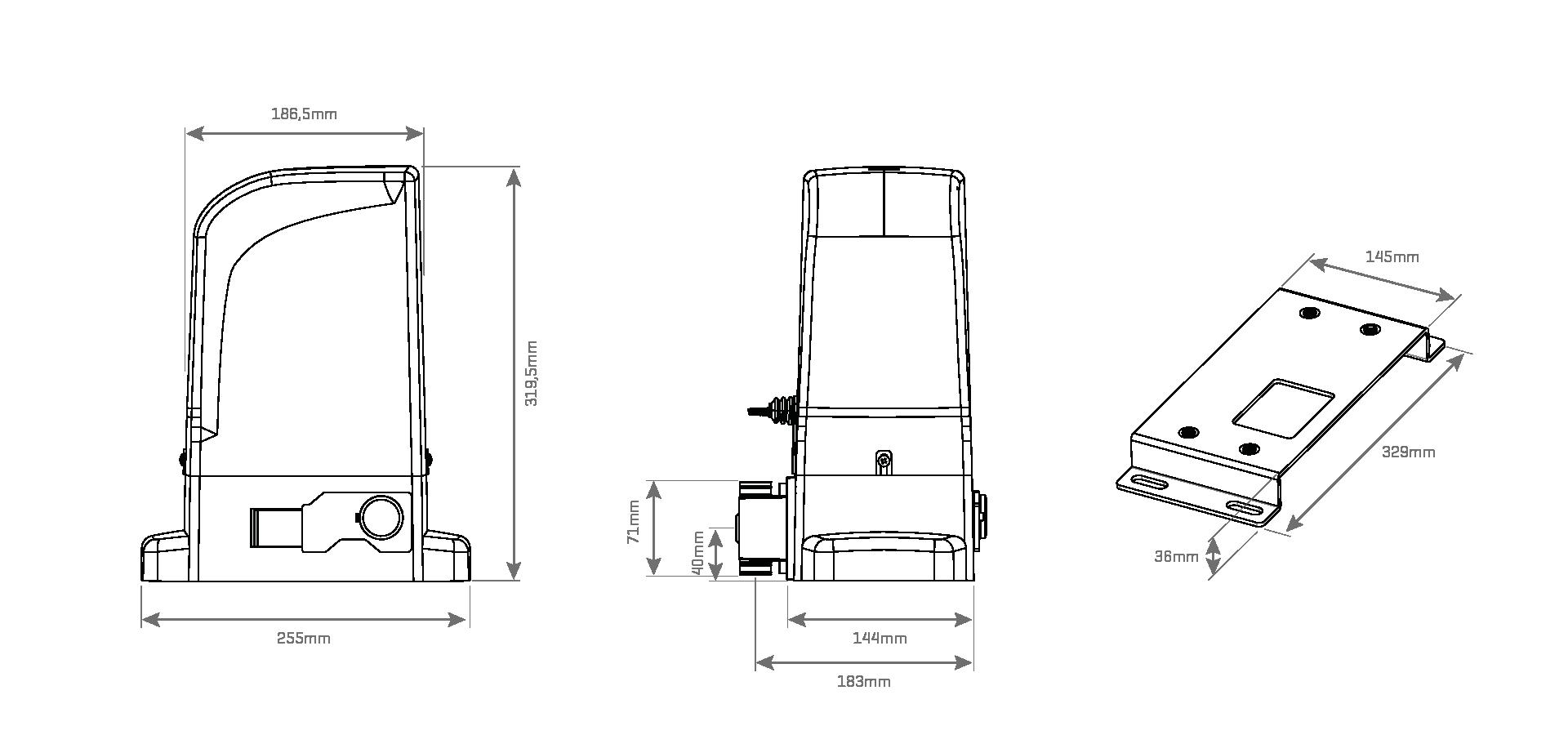 Desenhos Técnicos